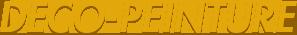 Logo DECO-PEINTURE